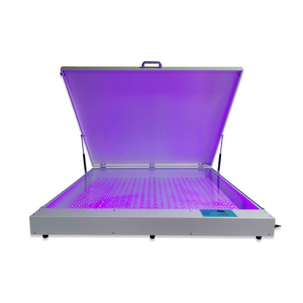 "Big Desktop 41.3""x 49.2"" 240W LED UV Exposure Unit Screen Printing Exposure Machine(图2)"