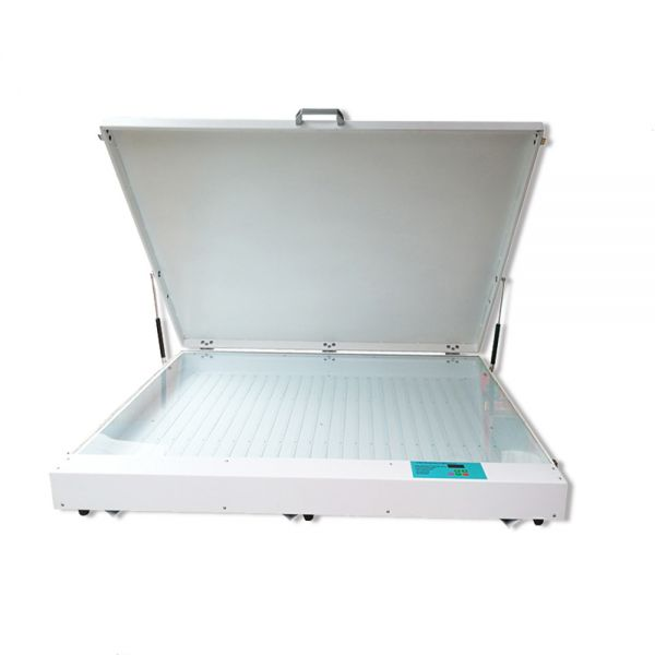 "Big Desktop 41.3""x 49.2"" 240W LED UV Exposure Unit Screen Printing Exposure Machine(图1)"